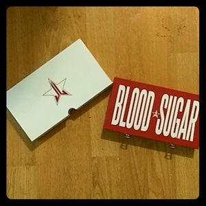 Jeffrey Star Blood Sugar Palette
